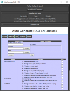 Galerry Plugins Auto Generate RAB 3dmax