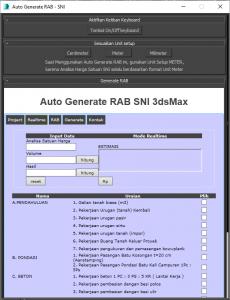 Galerry Plugins Auto Generate RAB 3dmax